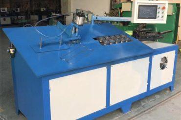 2 CNC אוטומטי פלדה חוט כיפוף Machine