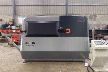 יצרן סין 4-12mm אוטומטי cnc חוט פלדה שליטה, מכונת כיפוף מוטות