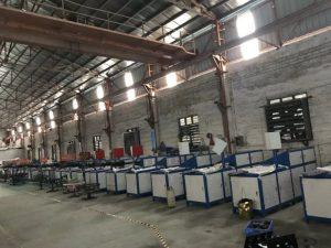תצוגת המפעל