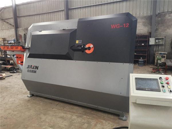 מוט ברזל במפעל cnc אוטומטית rebar כיפוף מכונת כיפוף