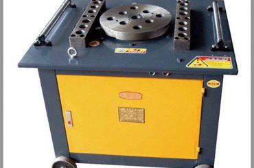 ברזל מחושל מכונת כיפוף לגלילה