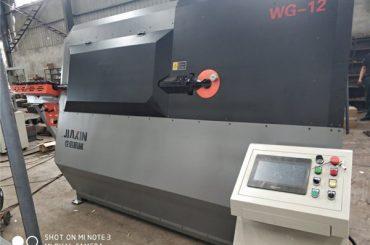 מכונות וציוד תעשייתי של בר מעוות עשה בנדר בורג סין אוטומטי